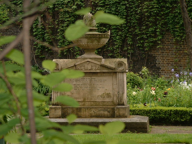William Bligh Grave