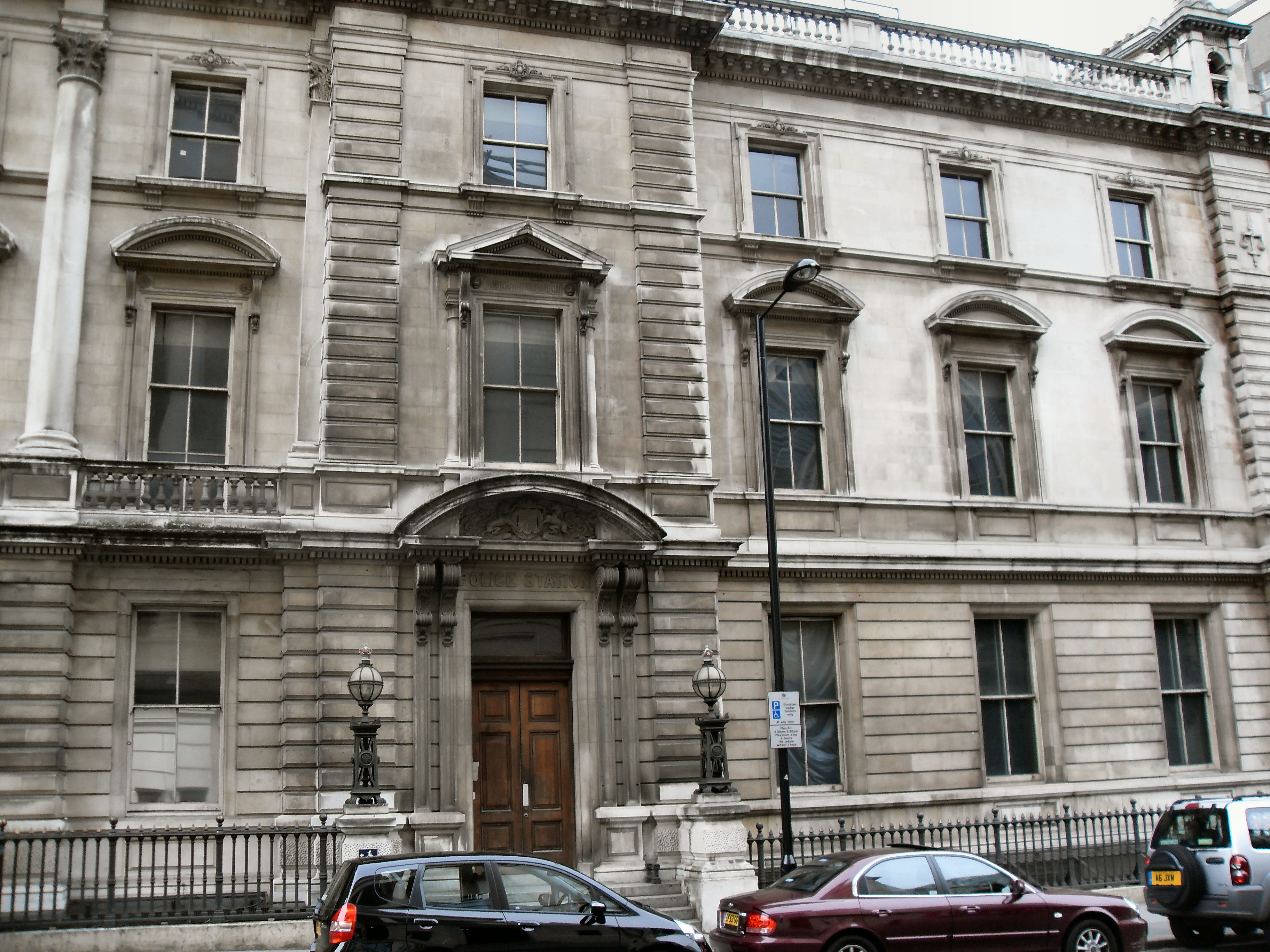 Bow Street Police Station and Court