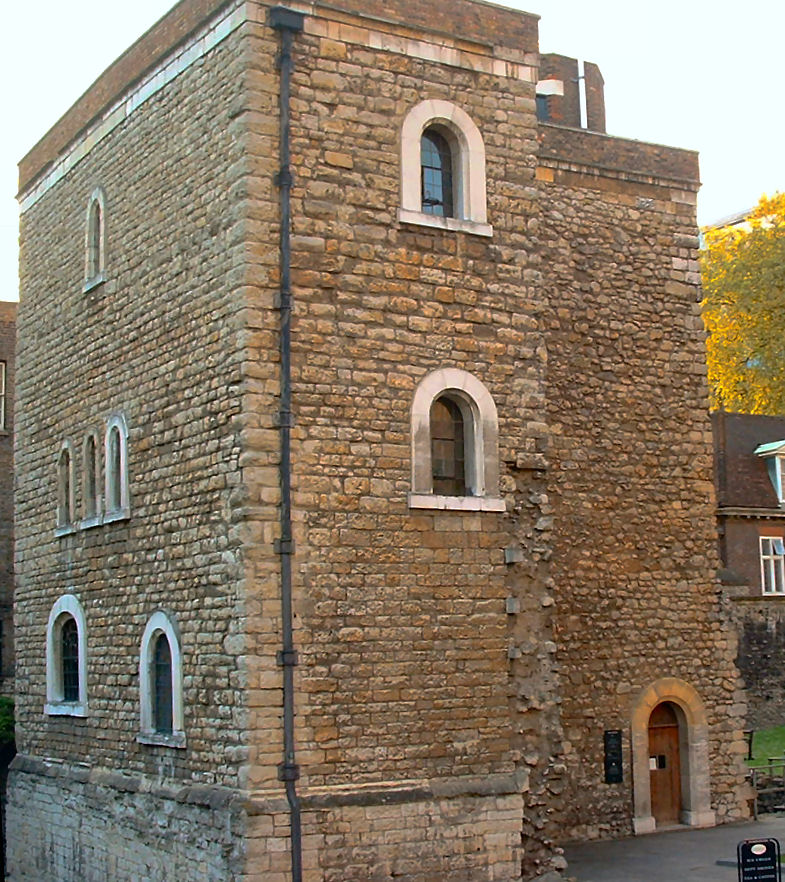 jewel tower