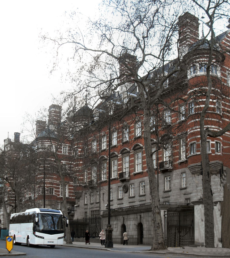 The Old New Scotland Yard