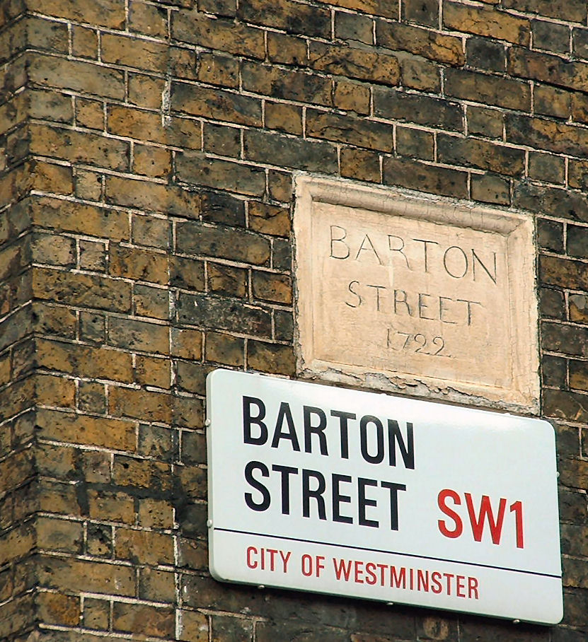 Old Street Name